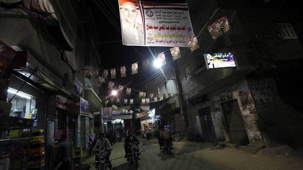 Egypt v předvečer voleb