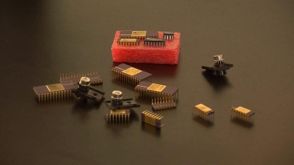 Počítačové čipy