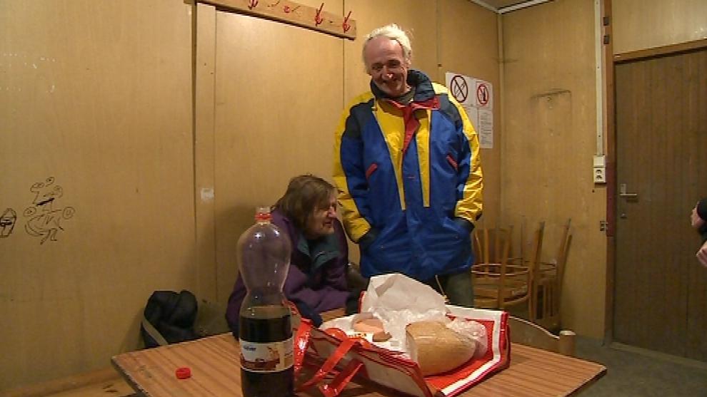 Seďárna pomůže bezdomovcům zvládnout chladné noci