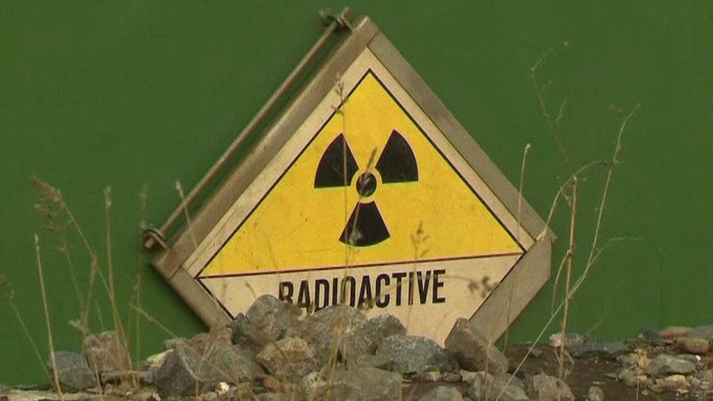 Převoz jaderného odpadu