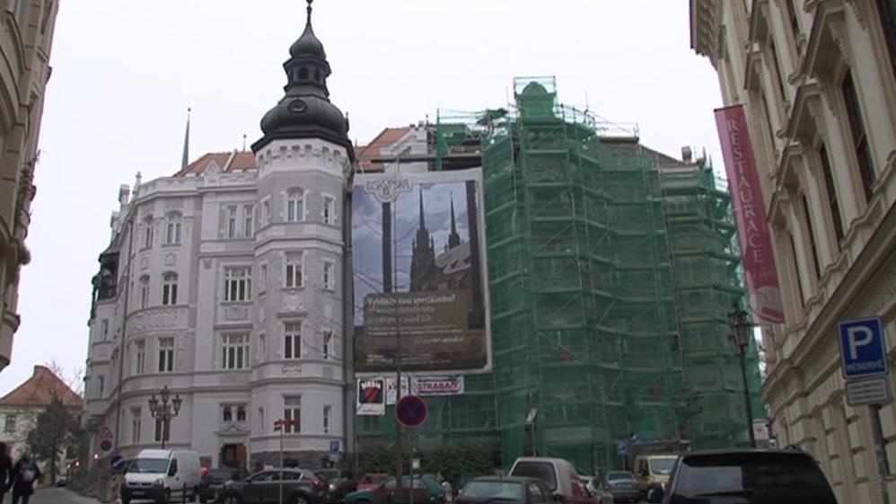 Dům, v němž žil Hugo Haas