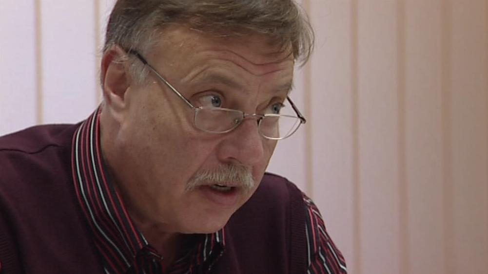 Místostarosta městské části Brno-sever Rostislav Hakl (ČSSD)