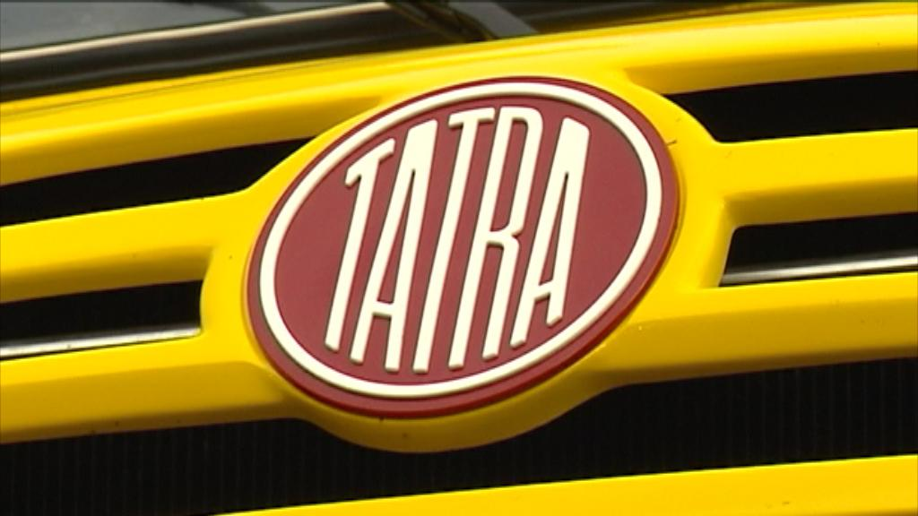 Tatra na Dakar