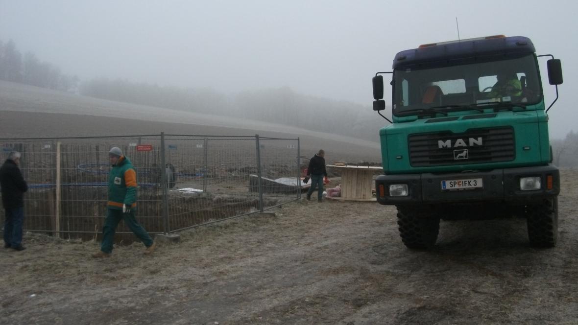 V Lomnici začala stavba vodovodu