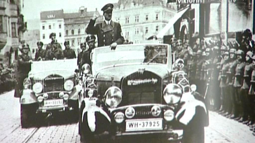 Brno/Brünn 1939-1945