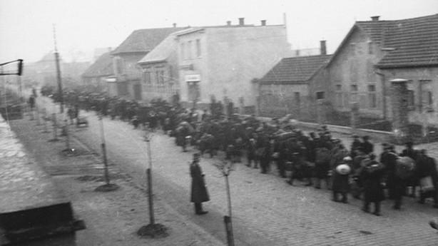 Transport do Terezína v Bohušovicích nad Ohří