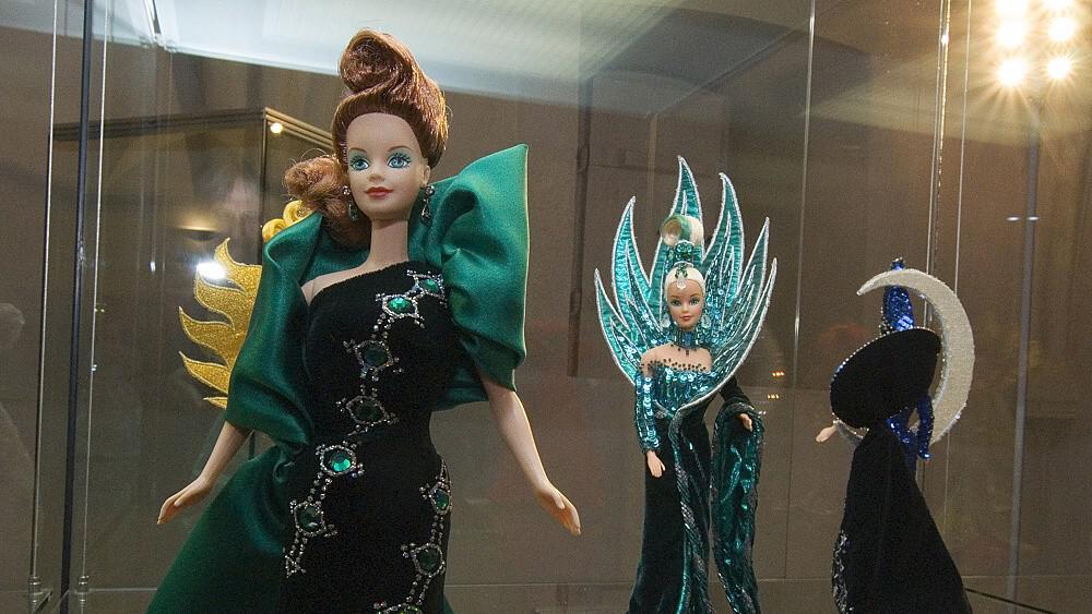 Výstava panenek Barbie na Špilberku