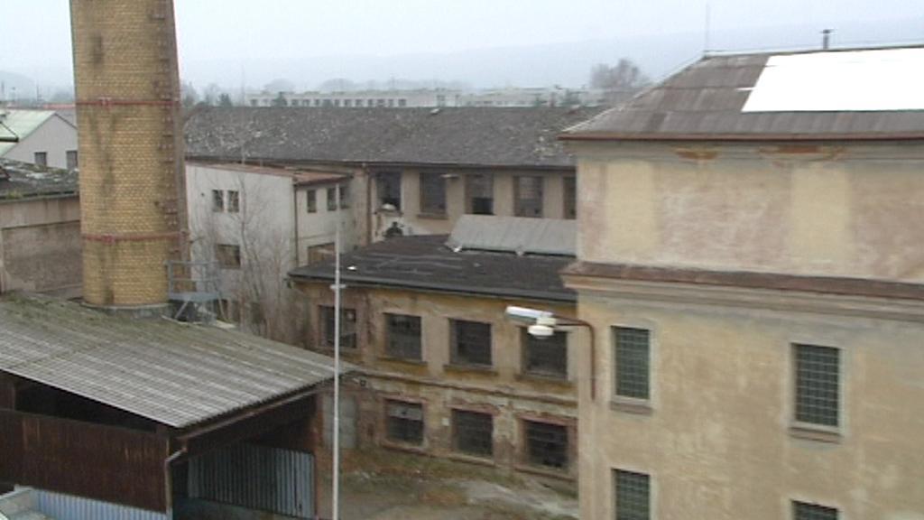 Objekt bývalé továrny Narex