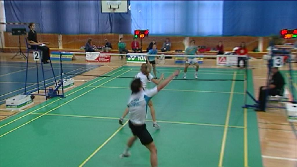 Mezinárodní mistrovství ČR v badmintonu