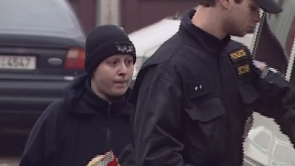 Barbora Škrlová po zadržení v Norsku