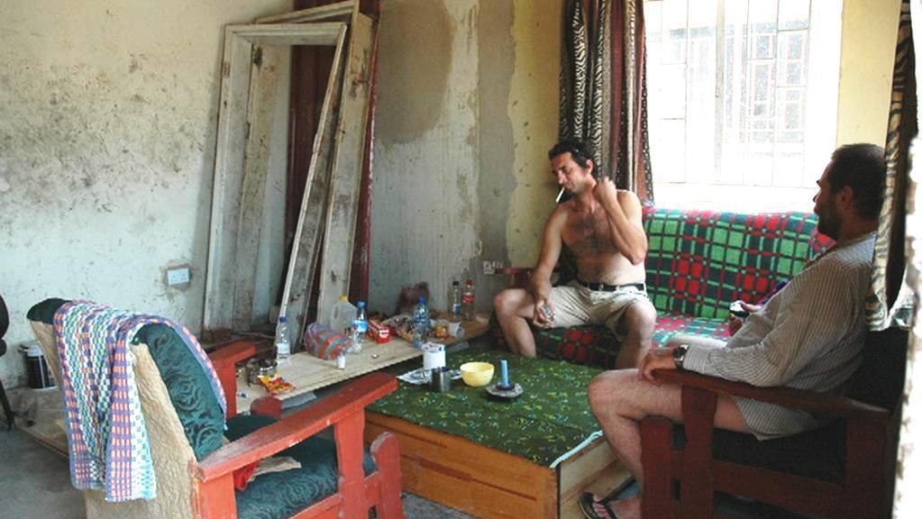 Muži obvinění v Zambii