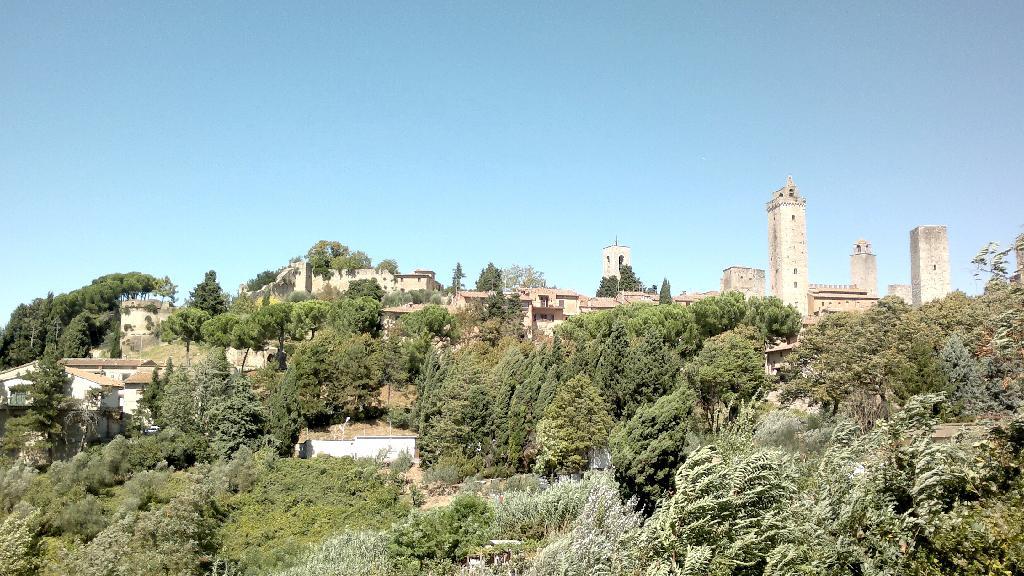 Panorama San Gimignana