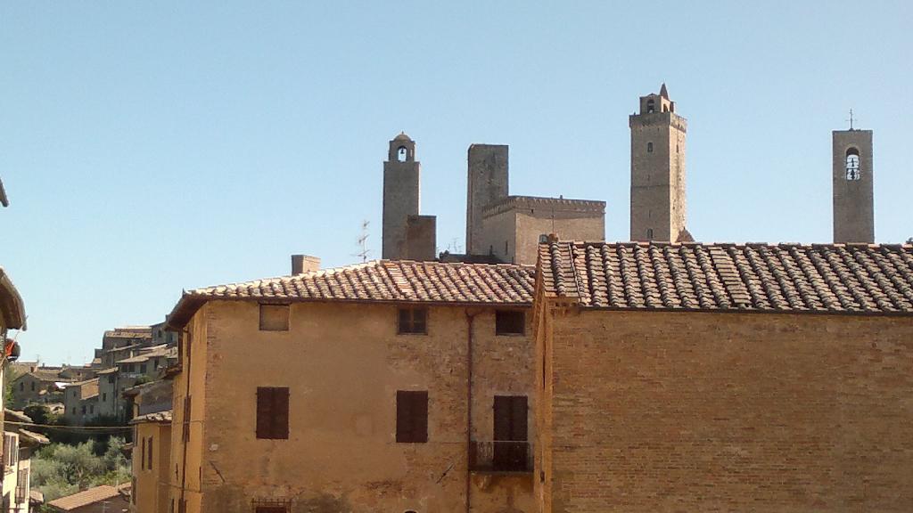 Sangimignanské věže