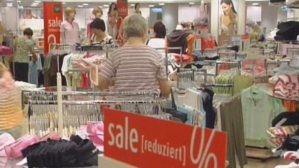 Nákupy v Německu