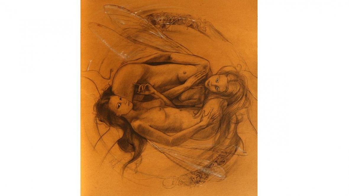 Lucie Kunzová Filimonová – Dragonflies