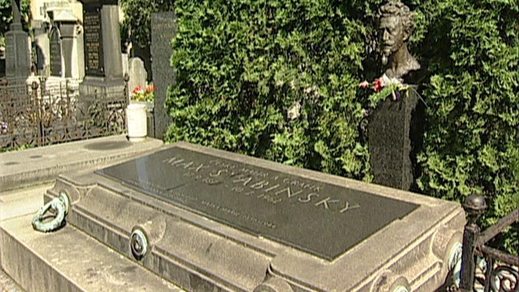 Vyšehradský hřbitov