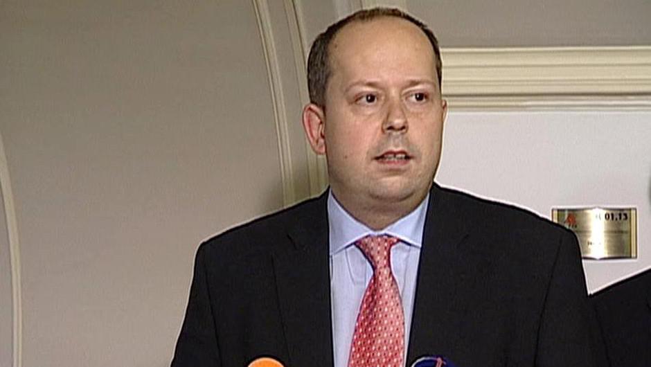 Předseda Správní rady VZP Marek Šnajdr