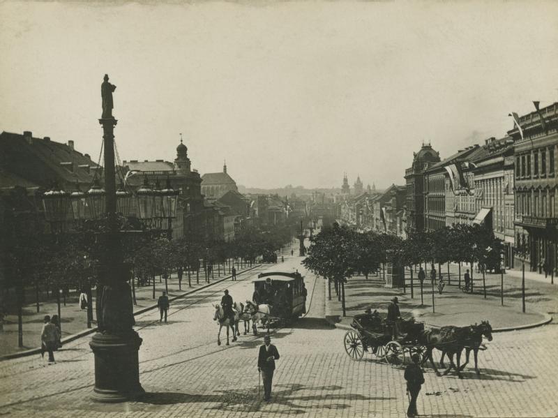 Stará Praha (1900)