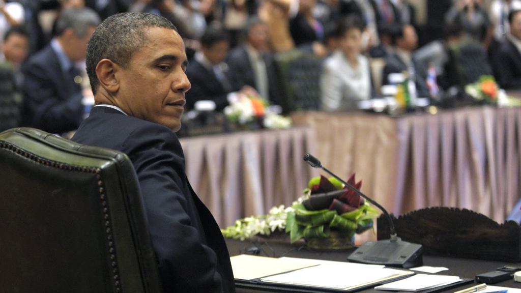 Barack Obama na summitu ASEAN
