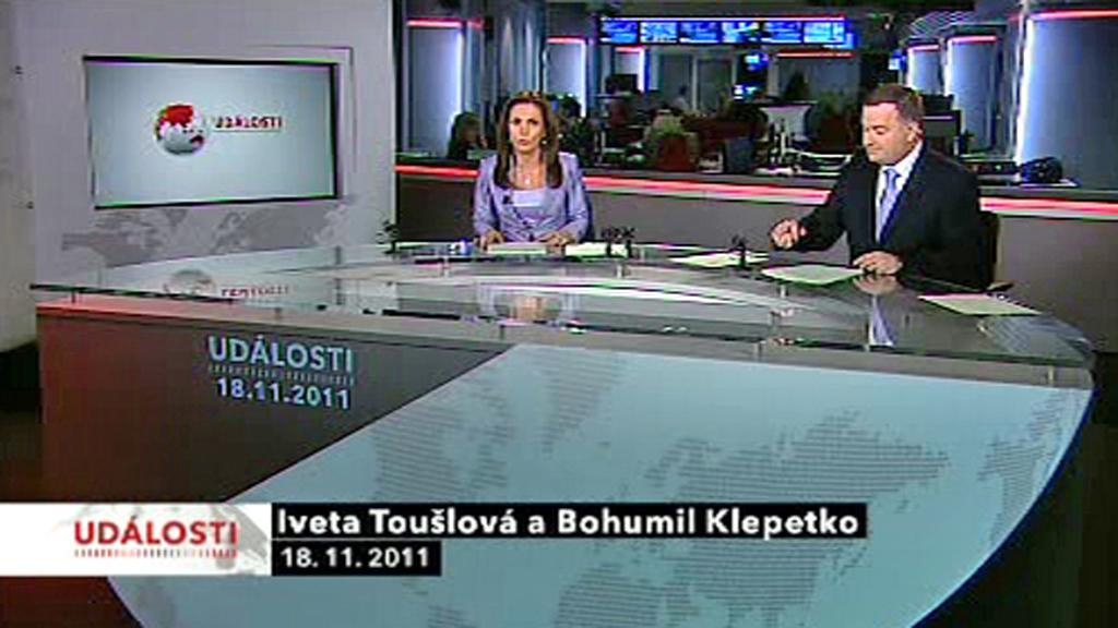 Události 18.11. 2011