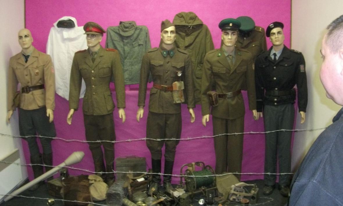 Expozice Muzea železné opony