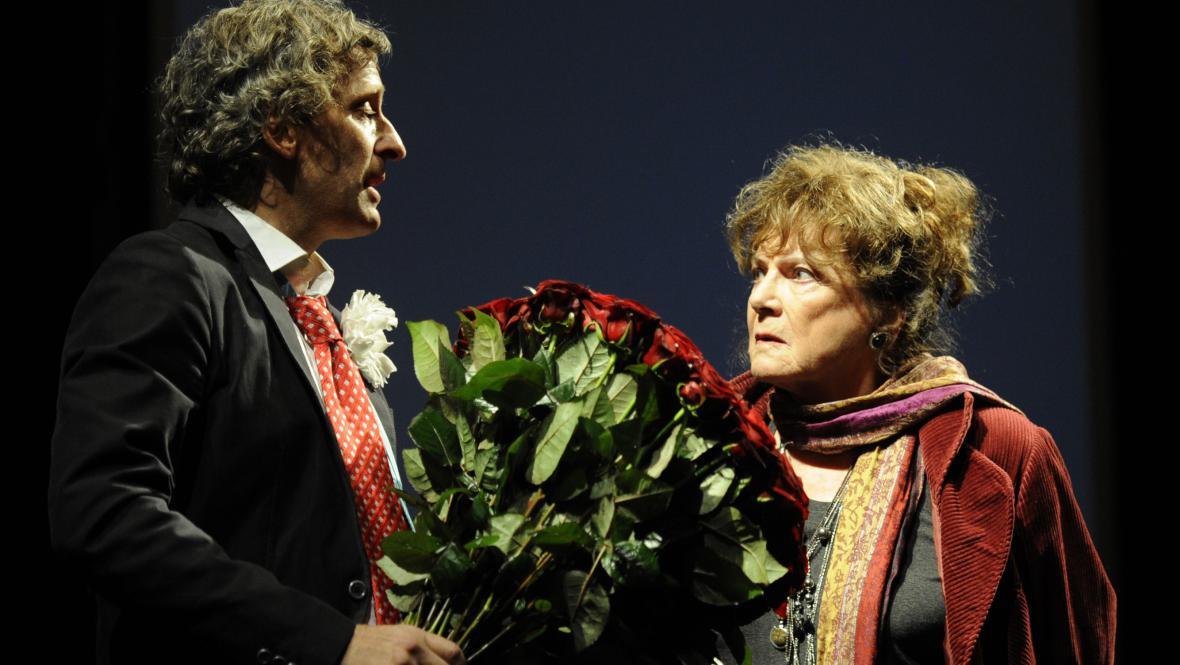 Vlasta Chramostová oslavila 85. narozeniny