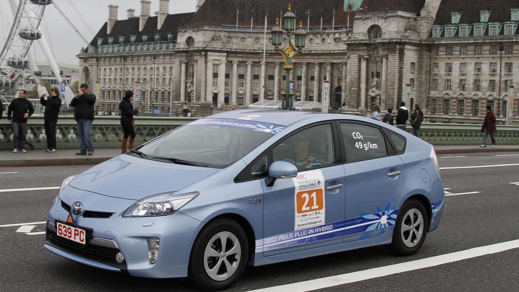 Závod elektromobilů