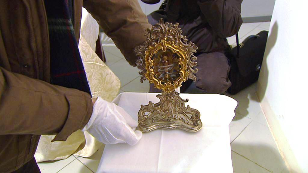 Relikvie sv. Anežky