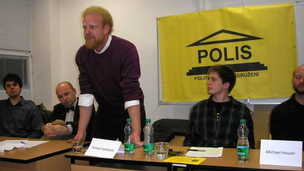 Konference pořádaná sdružením Polis