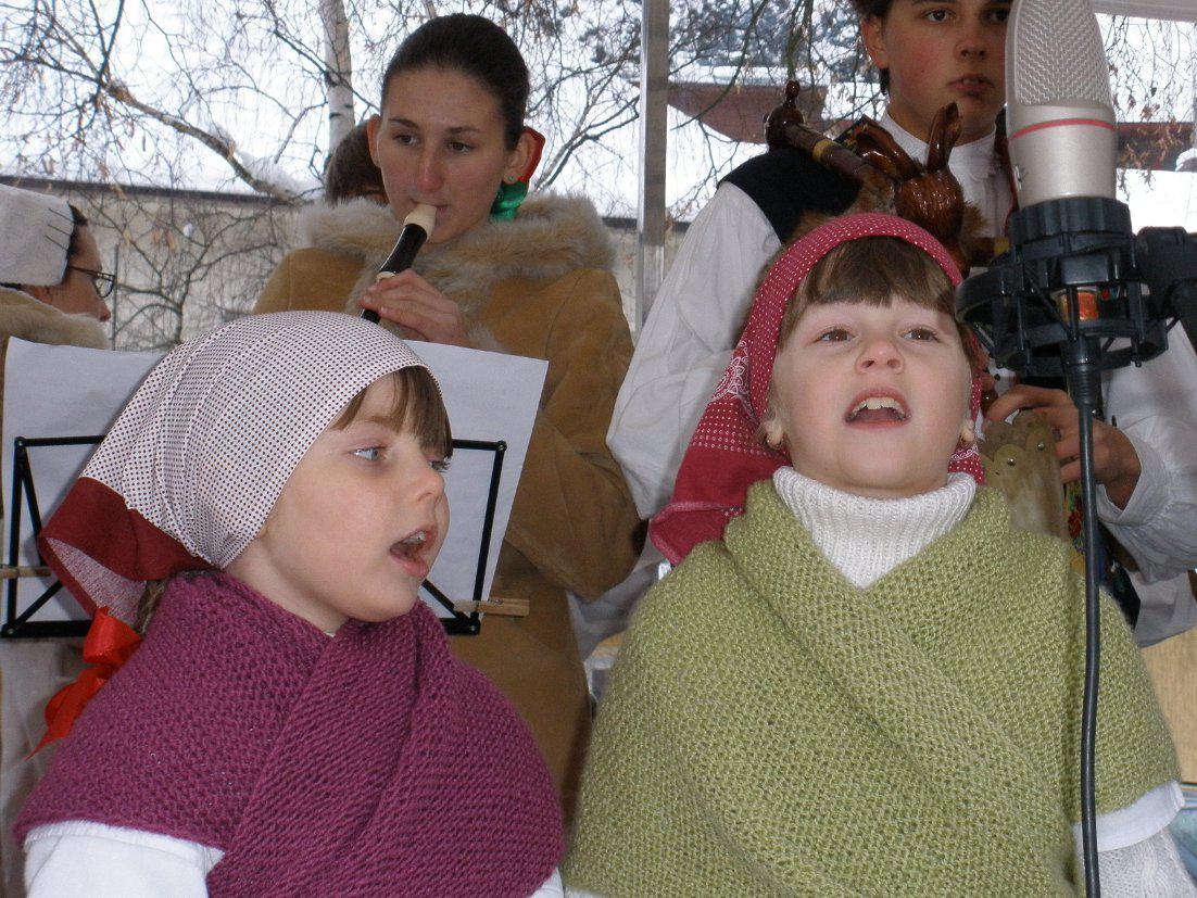 Z loňského ročníku karlštejského adventu