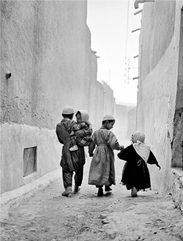 Fotografie Libuše Kyndrové - Alžírsko - 1964-1966
