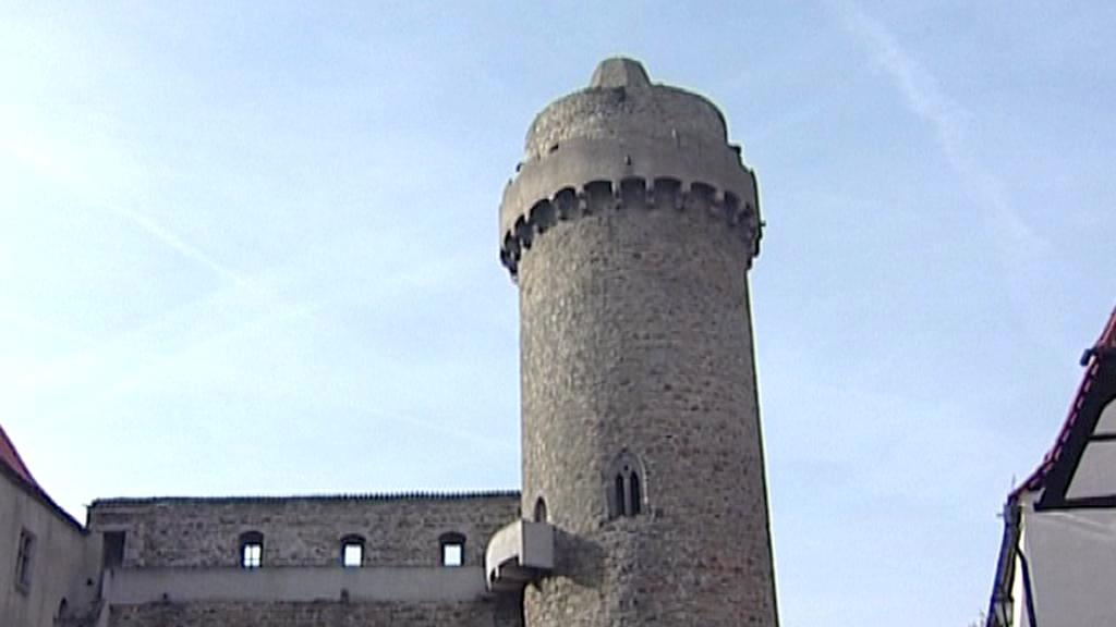 Věž Rumpál na strakonickém hradu