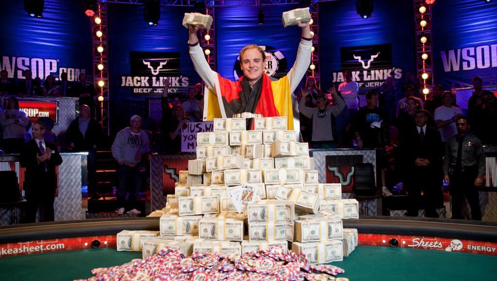 Vítěz Pius Heinz
