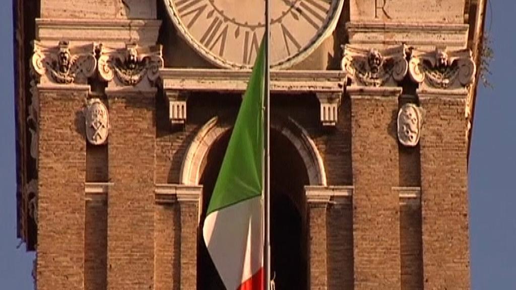 Itálie v krizi