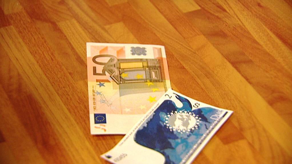 Italské kupony místo eura