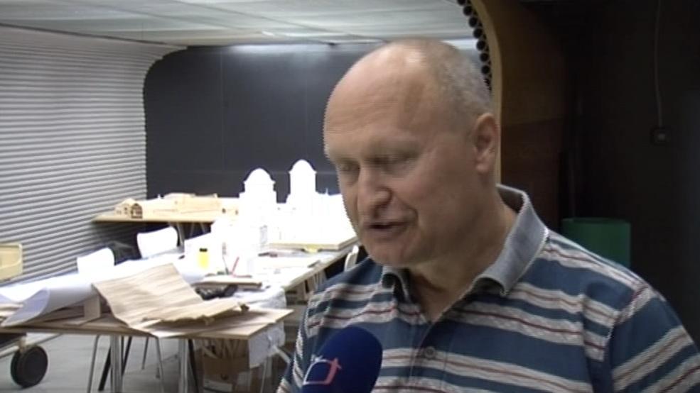Architekt Zdeněk Fránek