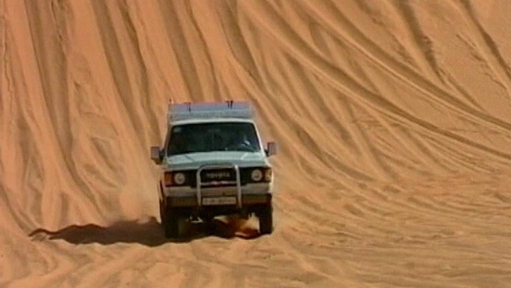 Turistika v Libyi by mohla rozkvést