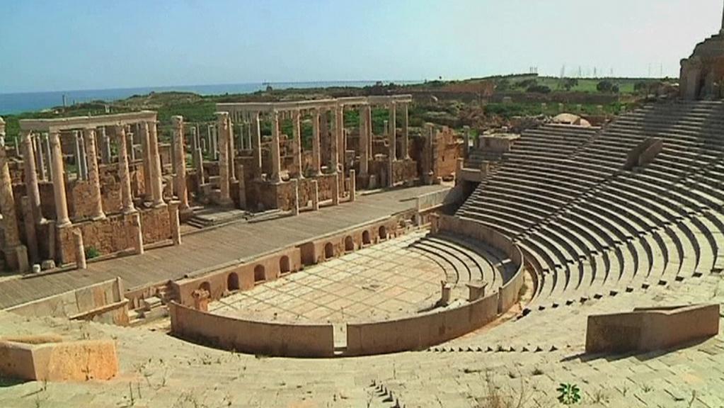 Libyjské památky se otevřou pro turisty