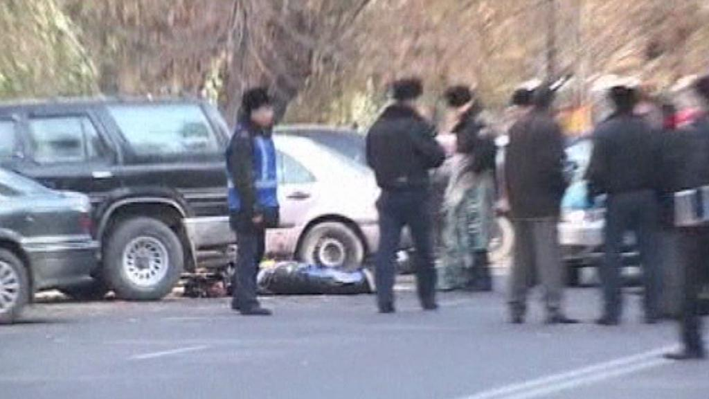 Přestřelka v kazašském Tarazu