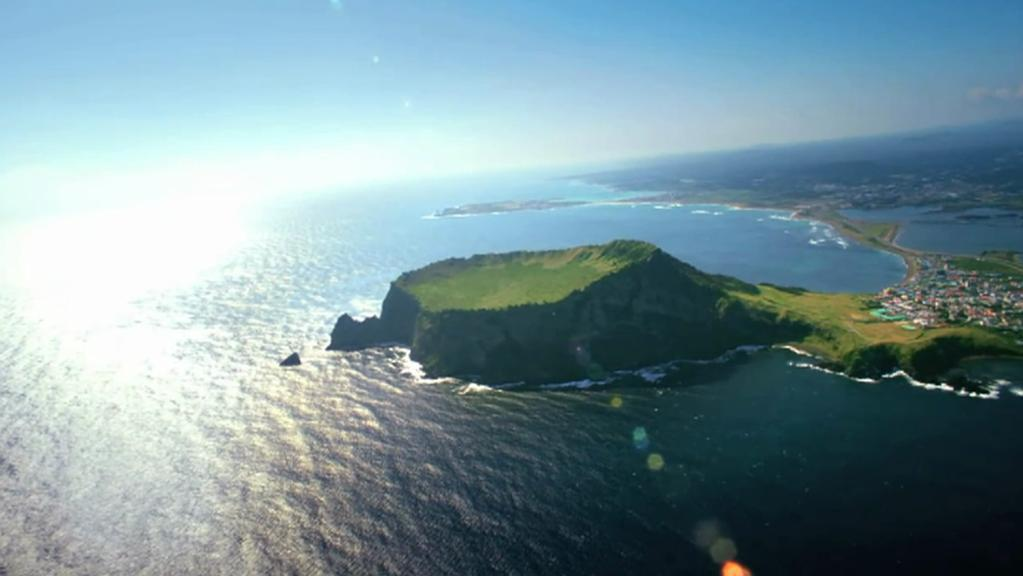 Čedžu (Jižní Korea) - největší (1846 km2) jihokorejský ostrov
