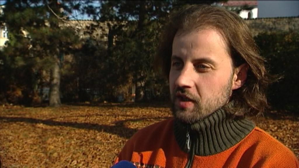 Jiří Novotný - starosta Trojanovic