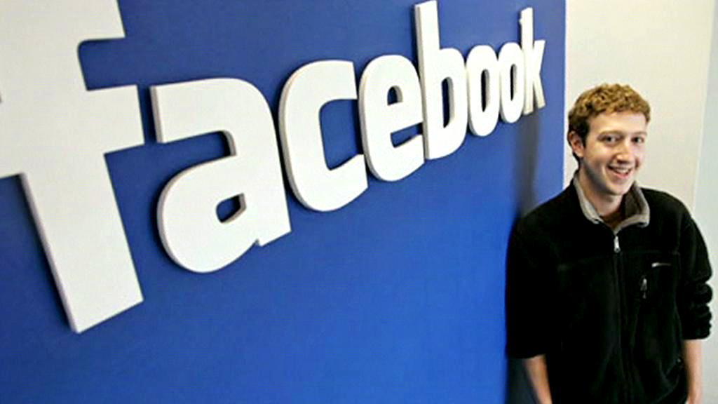 Generální ředitel sítě Facebook Mark Zuckerberg