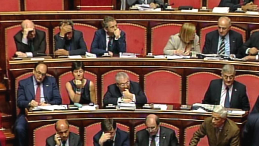 Italští senátoři