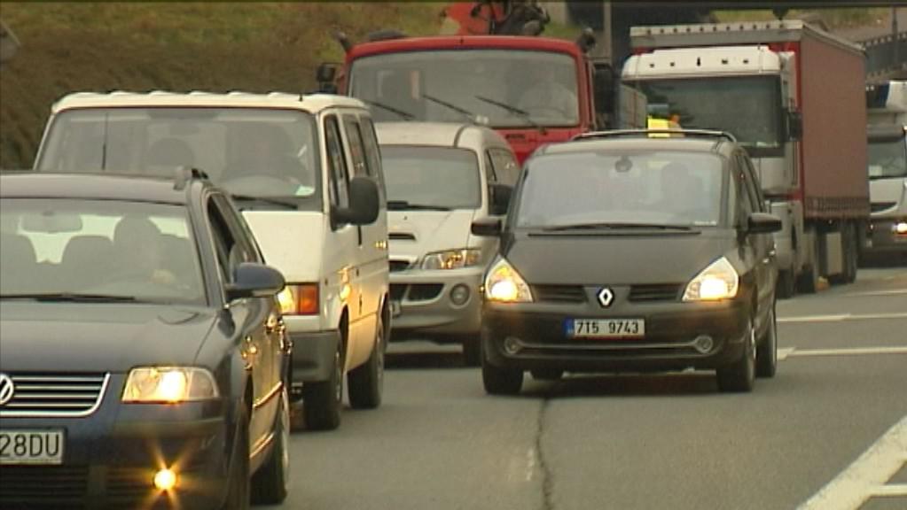 Kolaps dopravy v Třinci