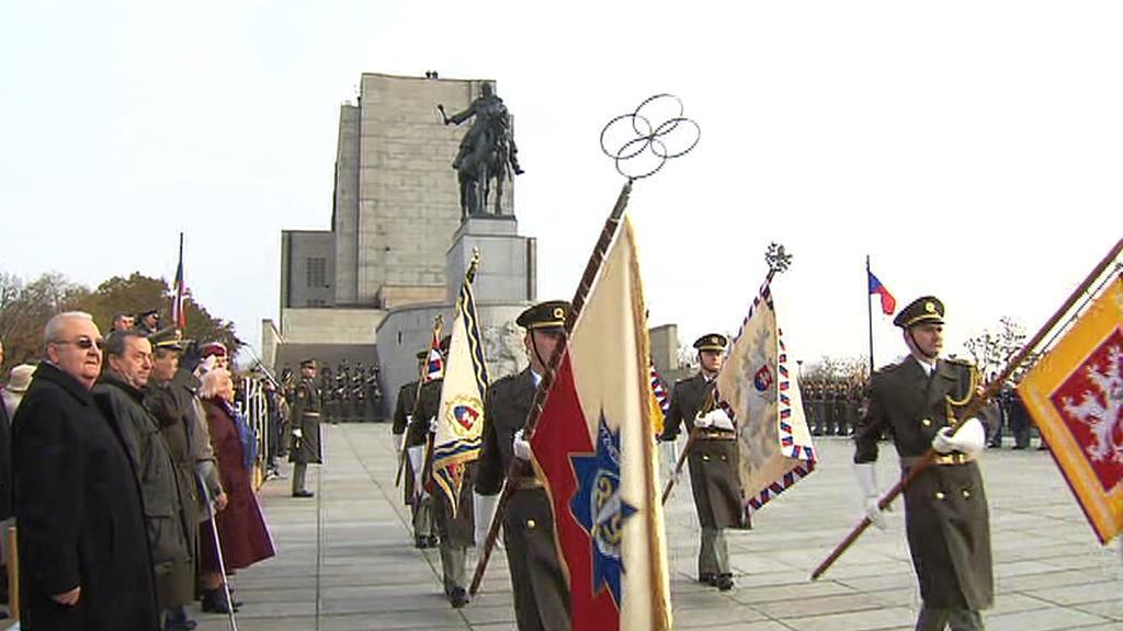 Den veteránů: Vzpomínkový akt na Vítkově