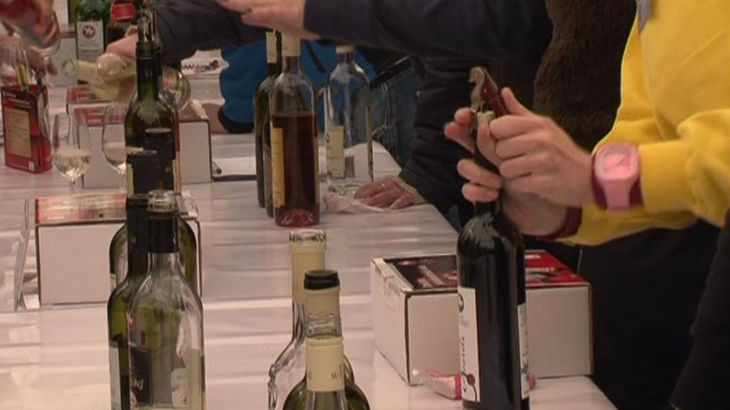 Svatomartinské víno