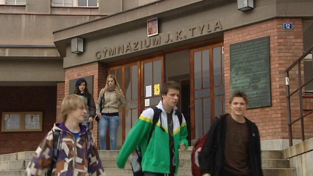 Tylovo gymnázium v Hradci Králové