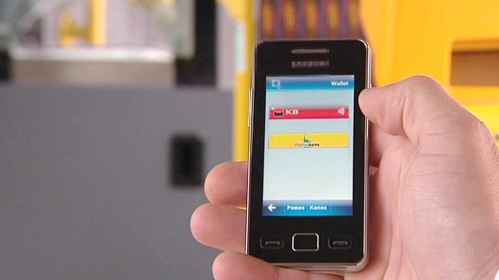 Mobilní čipová karta