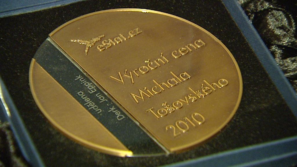 Medaile Michala Tošovského