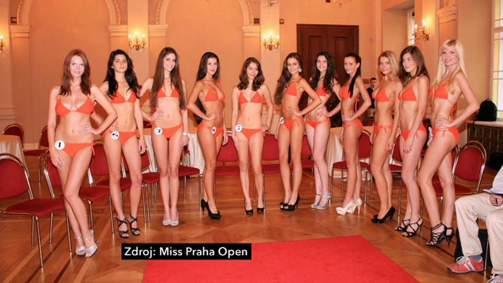 Miss Praha Open